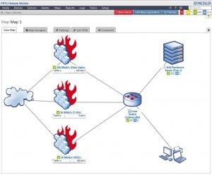 Утилита PRTG Network Monitor - удобное управление сетью с полной поддержкой IPv6