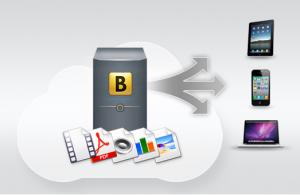 Bdrive для создания из ПК персонального «облачного» хранилища