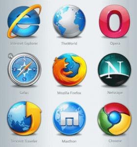 Выбор лучшего интернет-браузера