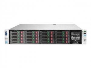 Сильный шум системы охлаждения сервера HP Proliant DL380 Gen8